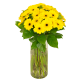 Bouquet de germinis jaune