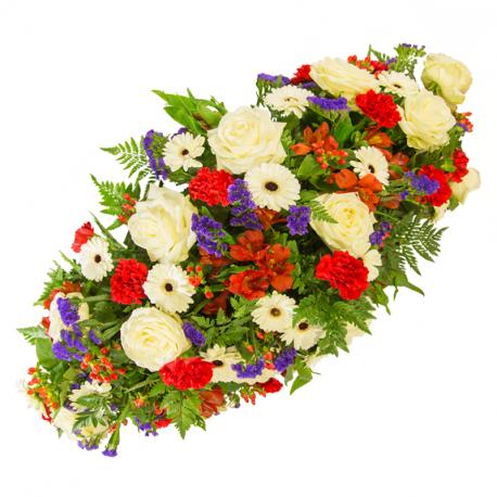 deuil livraison fleur