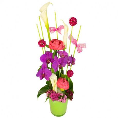 Fleur pour maman