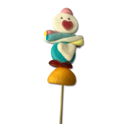 Brochette Bonbons Clown