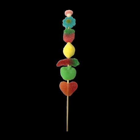 Brochette Bonbons Cœur Love