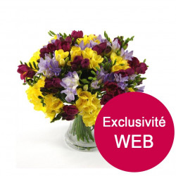 Bouquet de Freesias