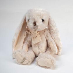 Lapin en peluche blanc - Bukowski