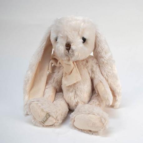 Lapin en peluche beige - Bukowski