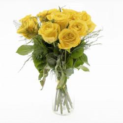 Bouquet de roses Bahamas