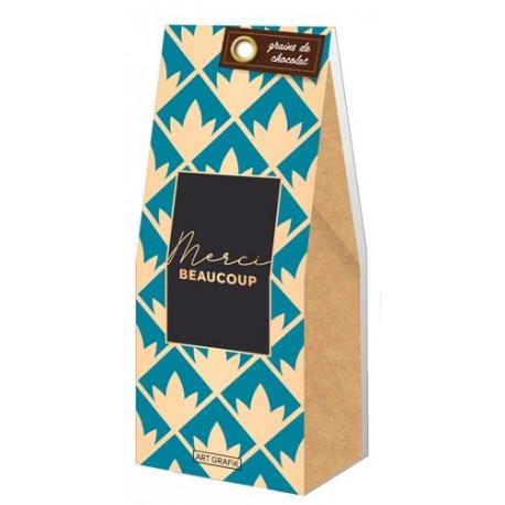 Grains de chocolat Merci
