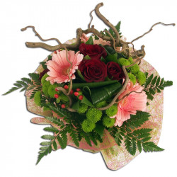 Bouquet Rond Forestier