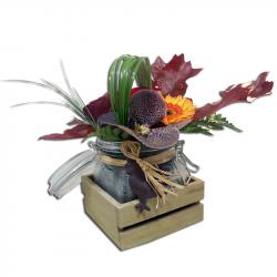 Composition de Fleurs Automnales