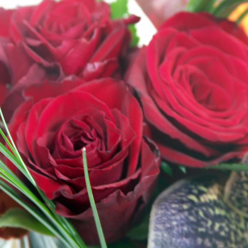 Confiture de fleurs - Composition de fleur ...