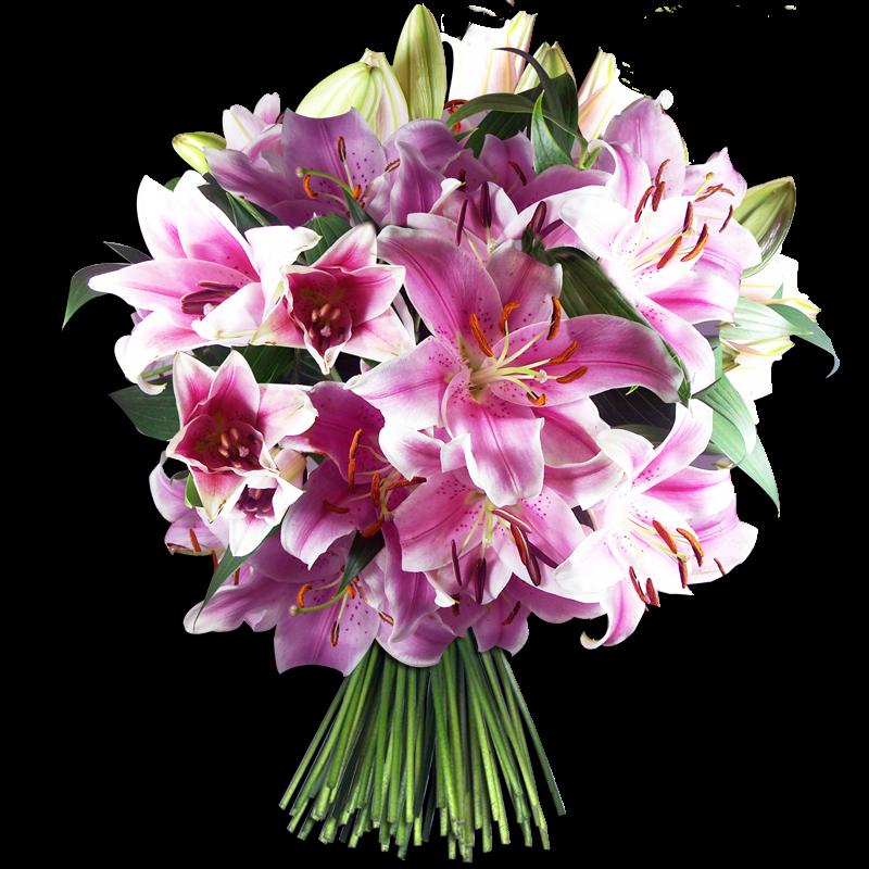 Brass e de lys for Bouquet de fleurs prix
