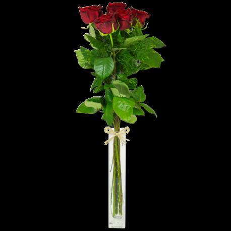 Bouquet De Roses Rouges A Petit Prix