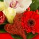 Livraison de fleurs saint valentin